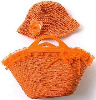 514866690 Kız Çocukları İçin Çanta Şapka Takımı