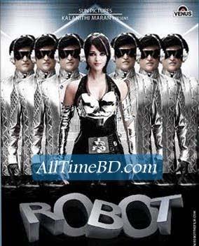 Robot (2010) hindi movie mp3 songs download