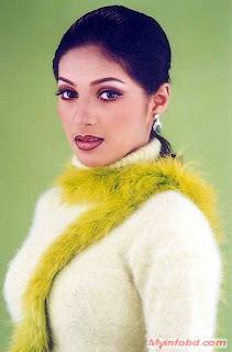 Monalisa sexy model