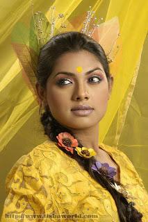 Bangladeshi Beautiful woman Tisha