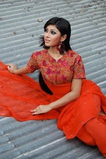 Bangladeshi hot Model Anika Kabir Shokh