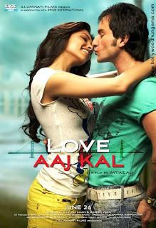 Love Aaj Kal Bollywood movie
