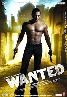 wanted hindi movies 2009