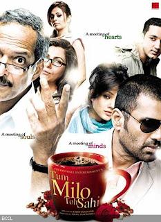 Tum Milo Toh Sahi hindi movie (2010)
