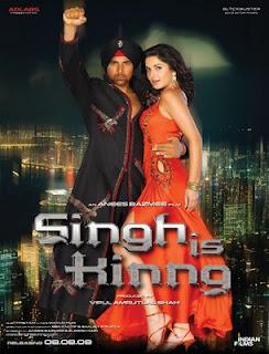 Singh  Is  Kinng hindi movie 2008 song free download