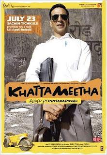 Khatta Meetha (2010) hindi movie