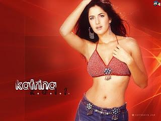 Popular hot model katrina kaif