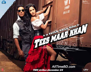 Tees Maar Khan (2010) Bollywood movie mp3 song free download