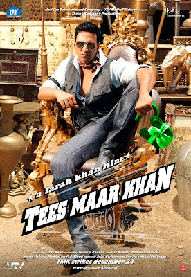 Tees Maar Khan (2010) Hindi movie review wallpapers