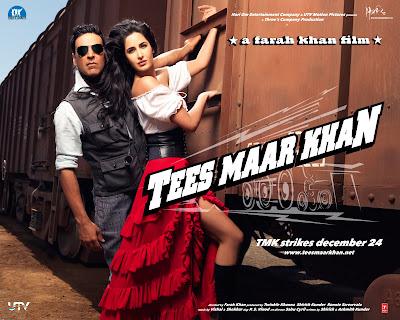 Tees Maar Khan Bollywood Hindi movie wallpapers, information, review