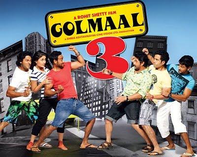 Golmaal 3 (2010) Hindi movie wallpapers, information, review