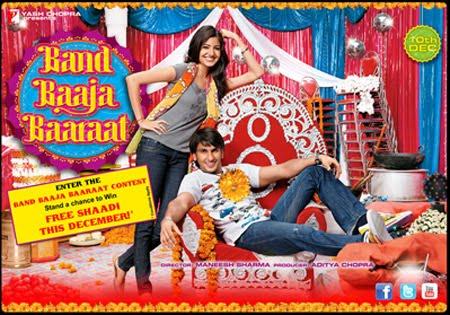 Band Baaja Baaraat (2010) Hindi movie wallpapers, information & review