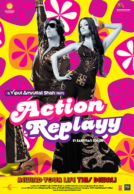 Action Replayy (2010) Hindi movie information, first looks