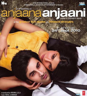 Anjaana Anjaani - Movie Reviews, Story, Trailers, Wallpapers