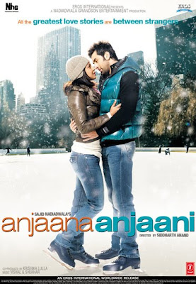 Anjaana Anjaani - First Look and Posters - Moviehattan Wallpapers and photos