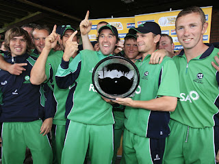 Ireland Cricket Team Members List for ICC World Cup Cricket 2011