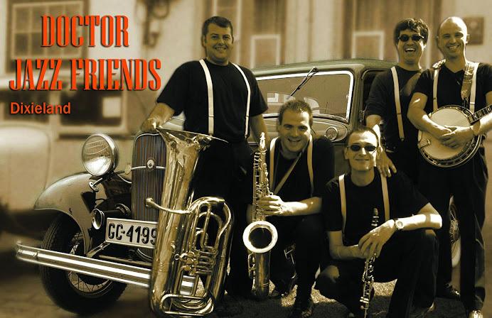 Doctor Jazz Friends