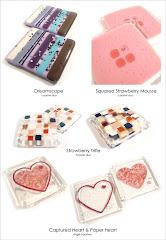 Coaster samples: