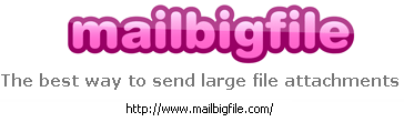 MailBigFile Logo