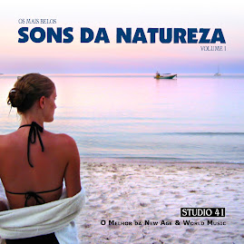 "Capa do Cd ""Os Mais Belos Sons da Natureza - Volume I"""