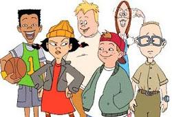 Dibujos Animados Dibujos Animados Grupo De Amigos