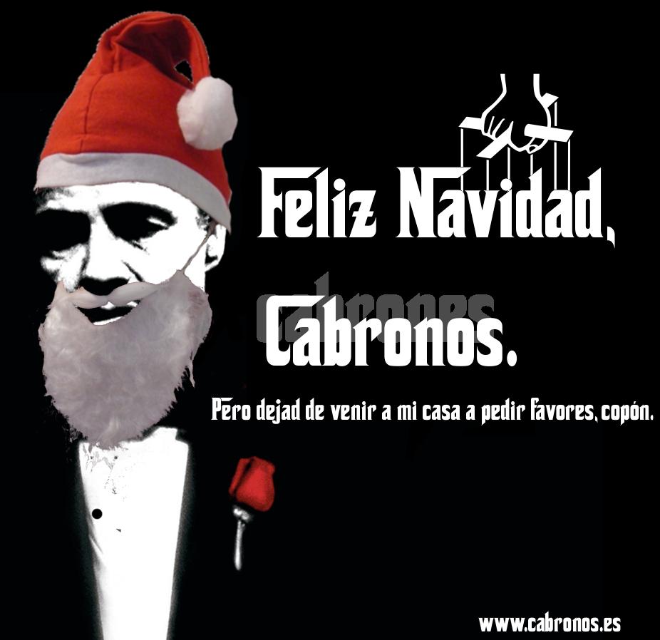 Gente Feliz En Navidad.Cabronos Extranos Feliz Navidad
