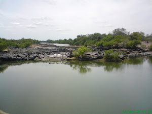 Hidrografia, o Rio Longa