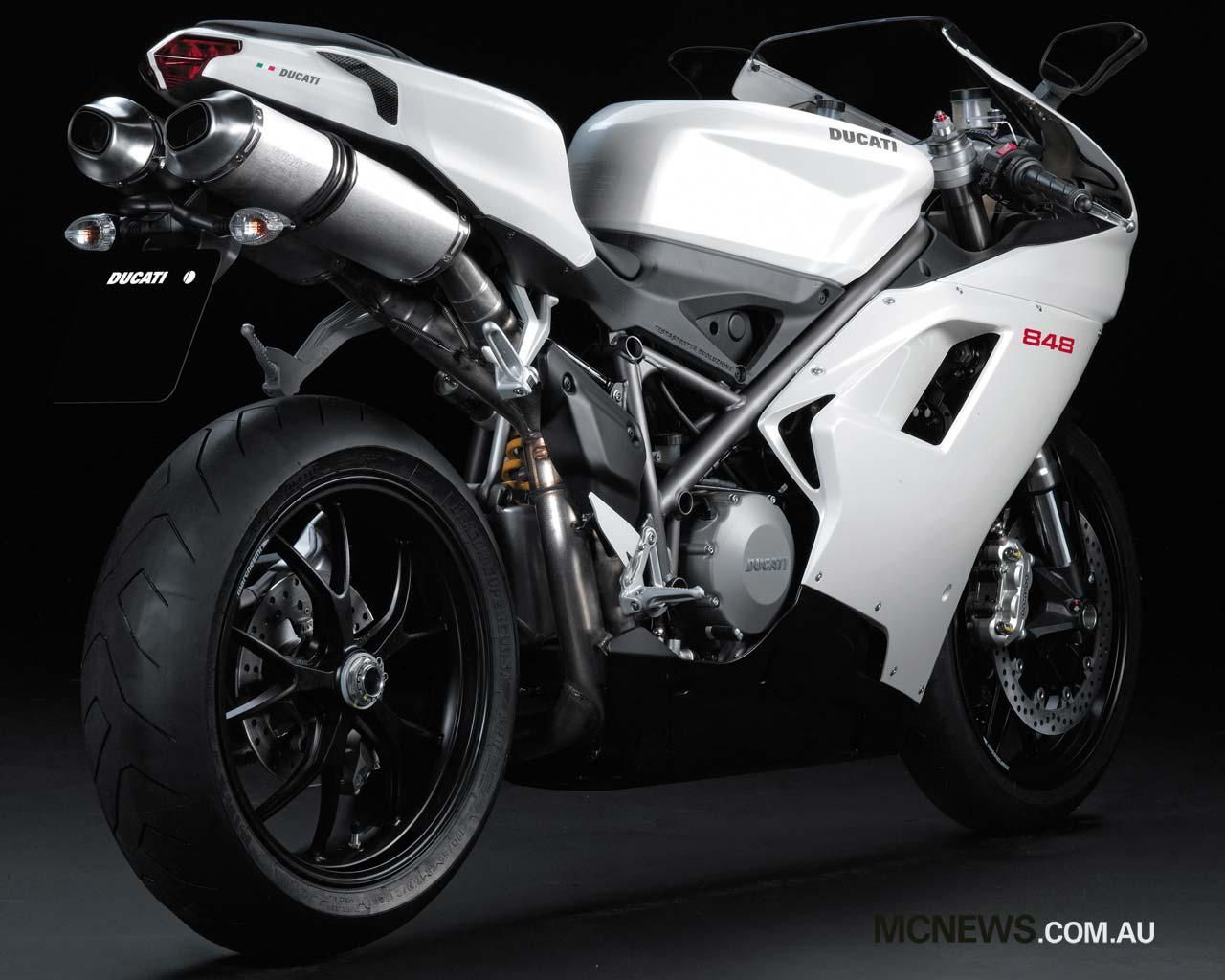 New Bikes: Ducati Bikes Photos