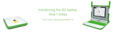 XO Laptop: Buy One, Give One Free - xogiving.org, xogivingg.org
