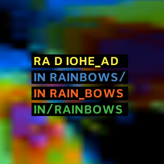 Alternate Official In Rainbows cover 2