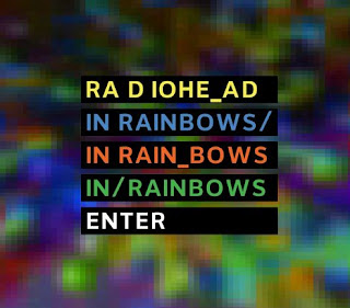 Alternate Official In Rainbows cover 3