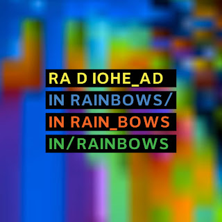 Alternate Official In Rainbows cover 1