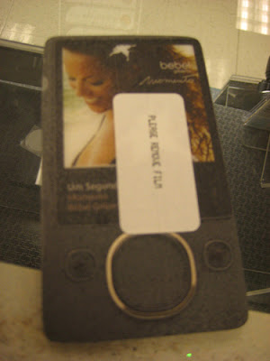 Zune 2.0 Leaked Cardboard Photos?