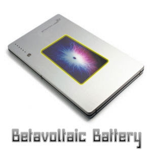 Betavoltaic Battery, 30 Years of Laptop Power!