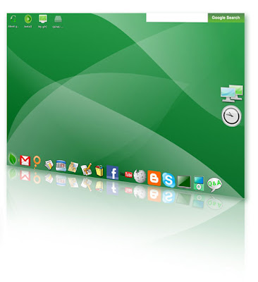 Green Operating System (gOS)
