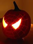 Spidey-O-Lantern