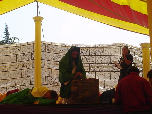 La Agonia en Getsemany