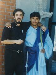 Pbro. José Manuel Sebastián Gutierrez y Guillermo Morales Rodríguez.