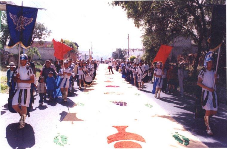 Procesión de Viernes Santo, la calle de la amargura.