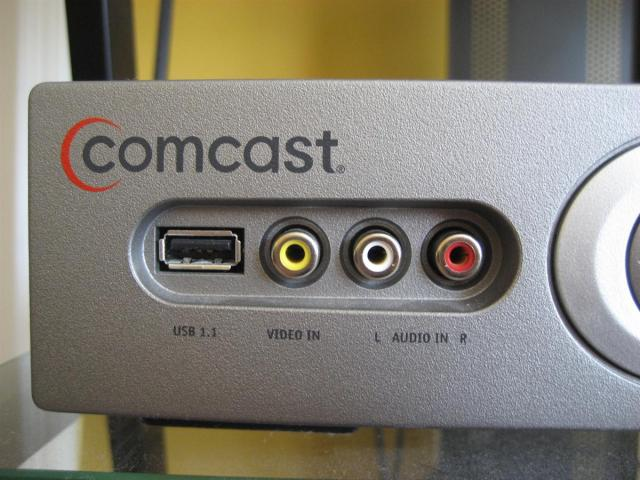 Comcast Dvr Box Inputs – PhoneNinja