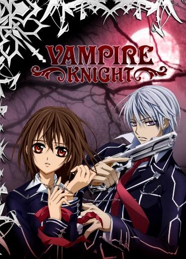 Rodeada Por Letras: Vampire Knight