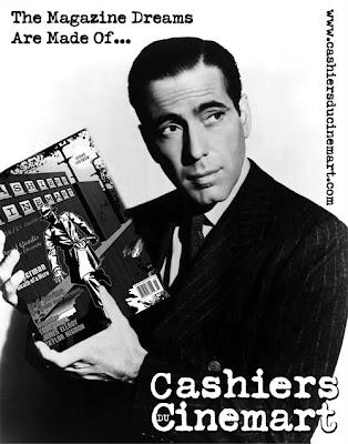 Noircon Cashiers du Cinemart Ad