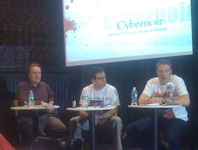 CyberNoir Panel