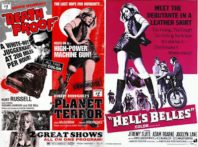 Grindhouse / Hell's Belles