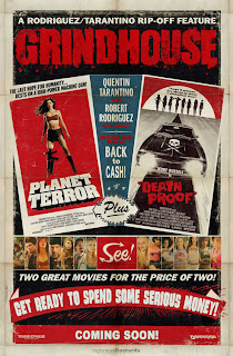 Grindhouse Parody Poster