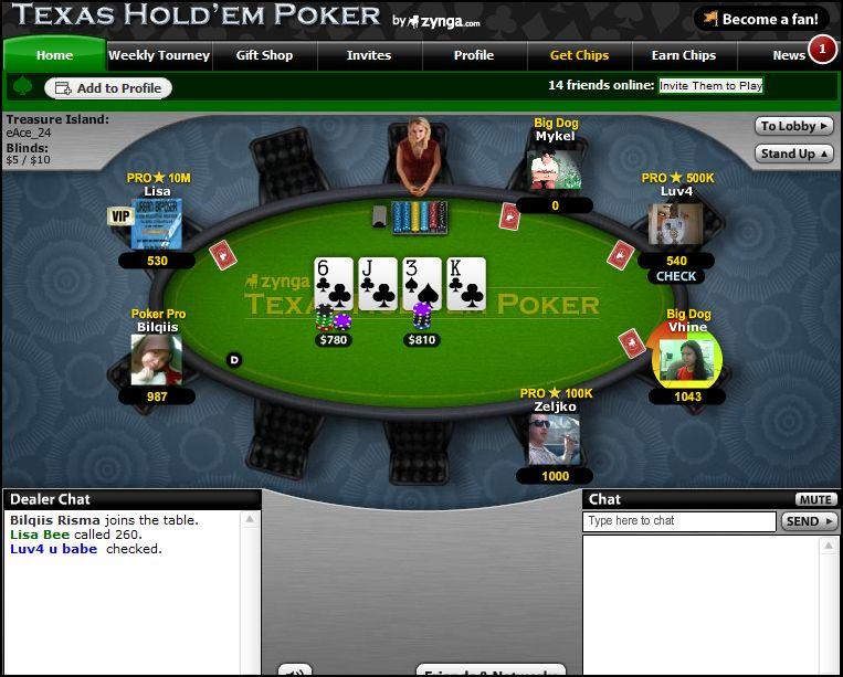 Free Poker Com