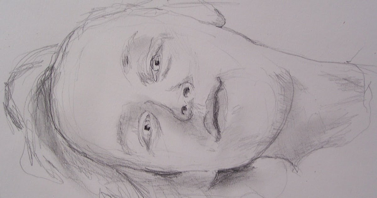 Line Drawing Of Child S Face : Art writing bold drawing karen kilimnik and contemporaries