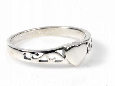 Unique Designs in Silver Toe Rings