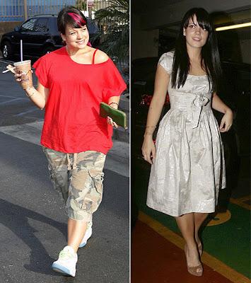 Celebrity diet
