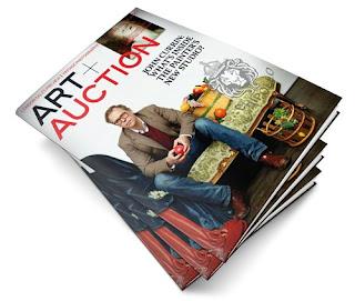 ART+Auction: February 2011
